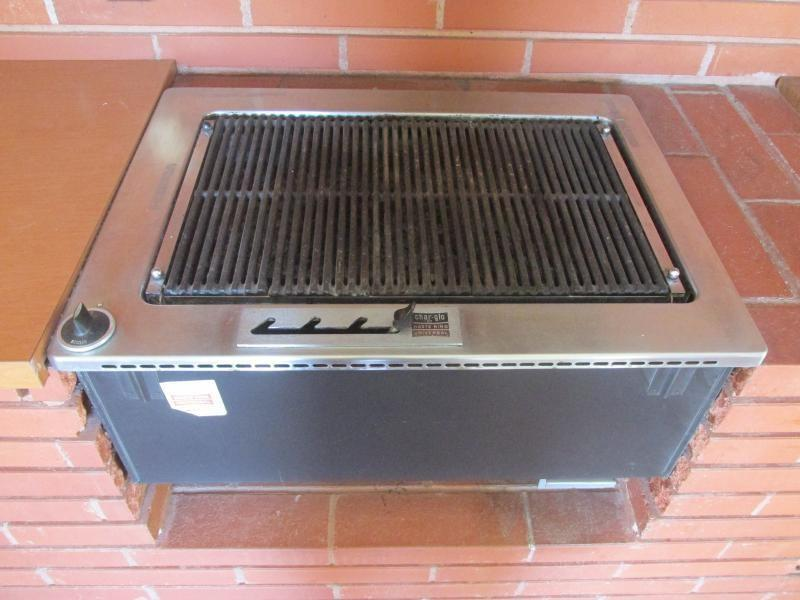 ... Char Glo By Waste King Universal Indoor Gas Grill With Vent A Hood  Range Hood ...