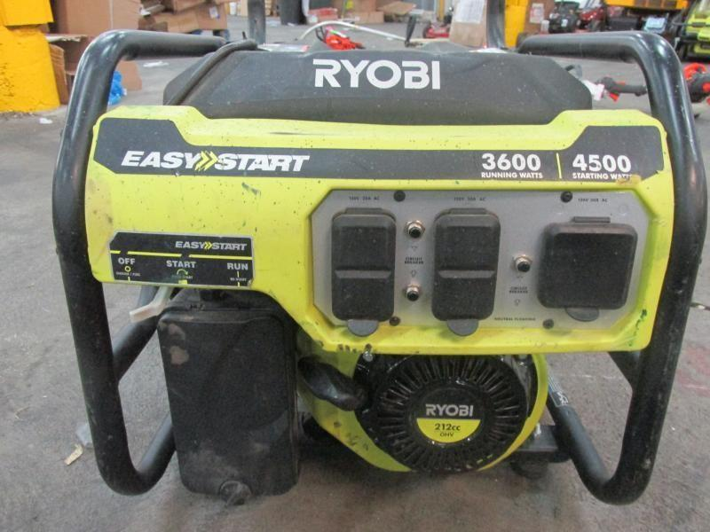 Auction Nation - Auction: GLENDALE Power Equipment and Parts