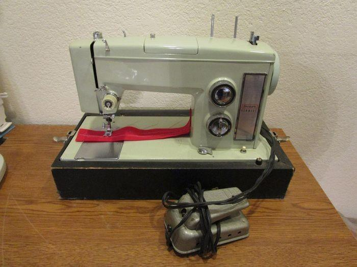 Auction Nation Auction SCOTTSDALE ONSITE High End Sewing Machine Impressive Kenmore Sewing Machine Foot Pedal