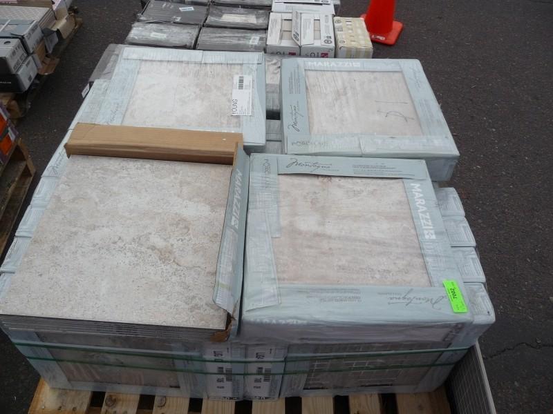 Auction Nation - Auction: GLENDALE Flooring Pallet Lot Auction 12/04 ...