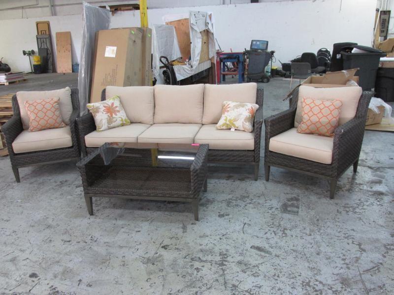 Elijah Patio Furniture.Auction Nation Auction Glendale And Phoenix Home And Patio