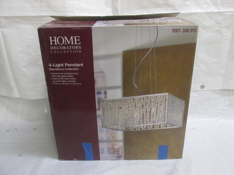 GLENDALE Lighting Supply Online Auction 01/24/17 ID:3360