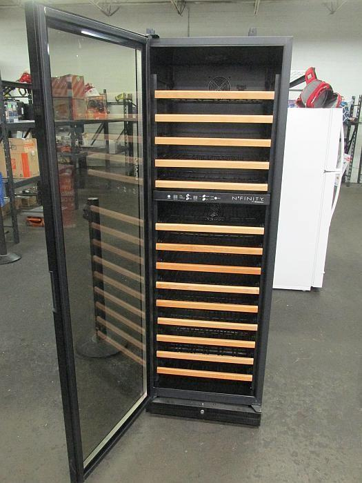... Wine Enthusiast Nu0027Finity Dual Zone 170-Bottle Wine Cellar 23.5 x27  ... & Auction Nation - Auction: PHOENIX Consumer Goods and General ...