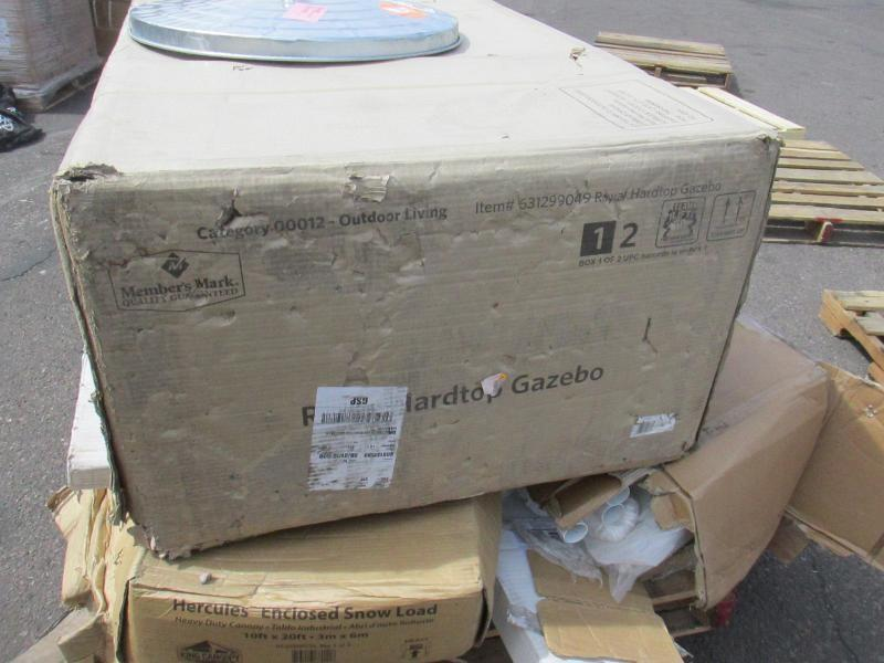 Auction Nation - Auction: GLENDALE Parts Pallet Lot