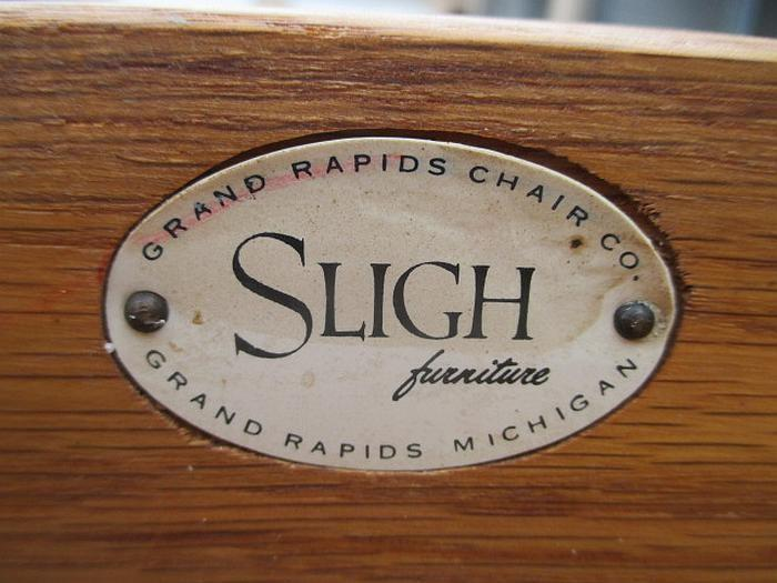 Missing One Drawer; Highly Collectible Vintage Cross Country Sligh Furniture  8 Drawer Dresser Solid Wood.