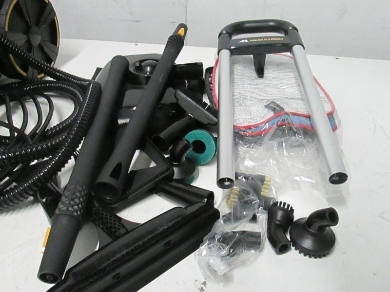 mcculloch steam cleaner 1385 manual