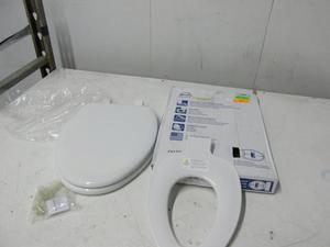 Bemis 1583 Slow Elongated Flip Toilet Potty Seat