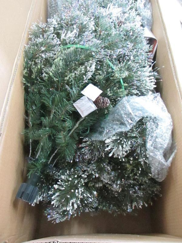 martha stewart 9 ft christmas tree - Martha Stewart 75 Foot Christmas Trees