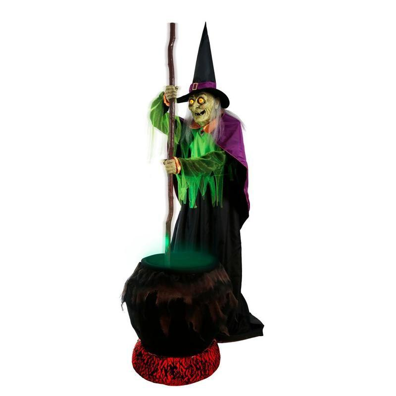 Auction Nation Auction GLENDALE Halloween Decor Online Auction 40 Enchanting Home Accents Halloween Decorations
