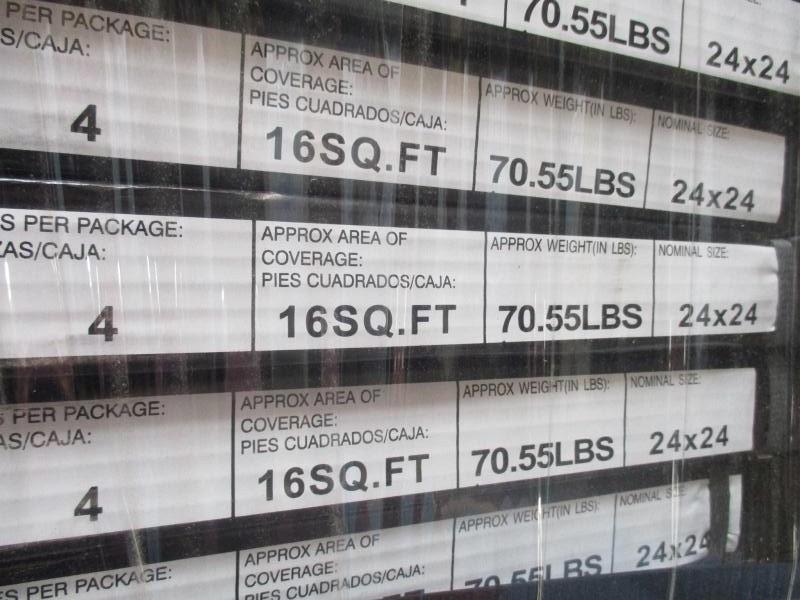 Auction Nation - Auction: GLENDALE Flooring Pallet Lot
