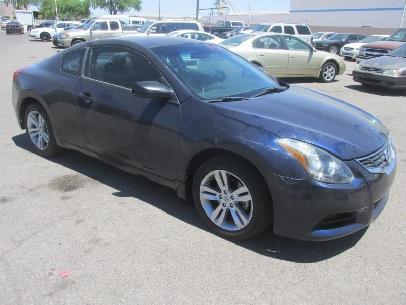 2010 Nissan Altima Coupe High Mpg D Under 23 000