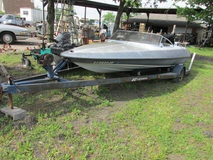 Auction Nation - Auction: WILEY, TX Boat Yard and Equipment